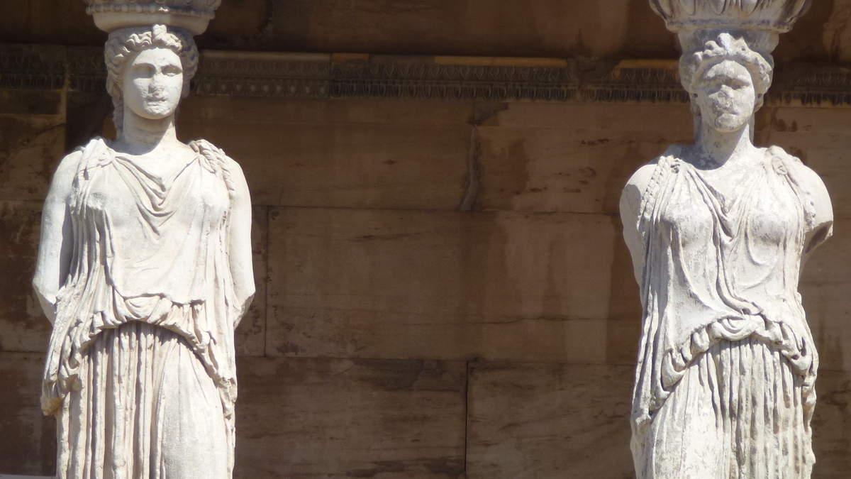 Petite visite à L'Acropole sur les traces d'Athèna