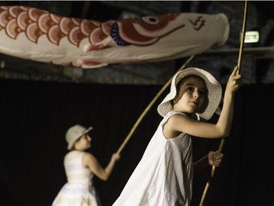 El niño, el juego, el ritmo y la danza