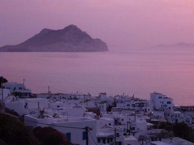 (Français) Stage en Grèce sur l'île d'Amorgos – Avril 2020